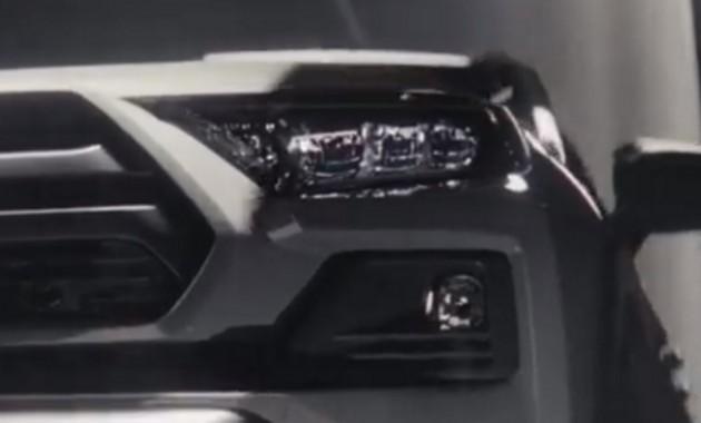 Toyota частично показала новый RAV4 1