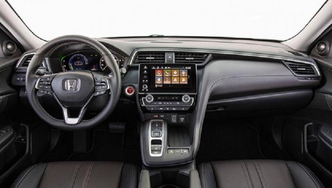 Honda рассекретила гибридный седан Insight нового поколения 2