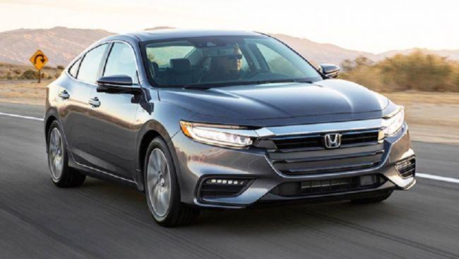Honda рассекретила гибридный седан Insight нового поколения 1