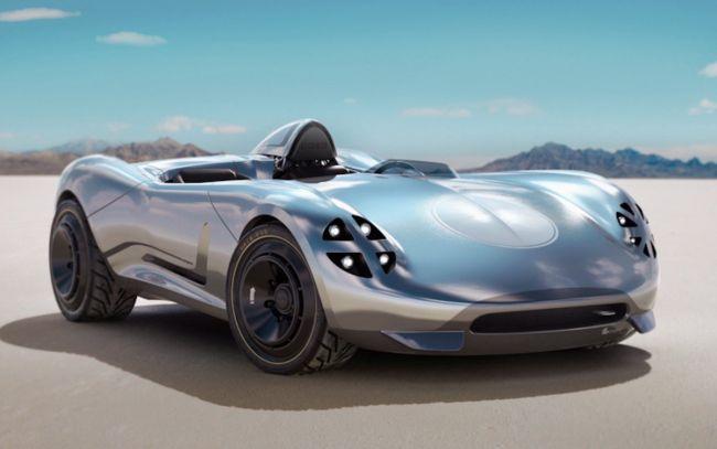 Компании Hackrod и Siemens впервые «распечатали» автомобиль на 3D-принтере 1