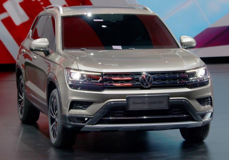 Volkswagen презентовал не только новый «Туарег» 1