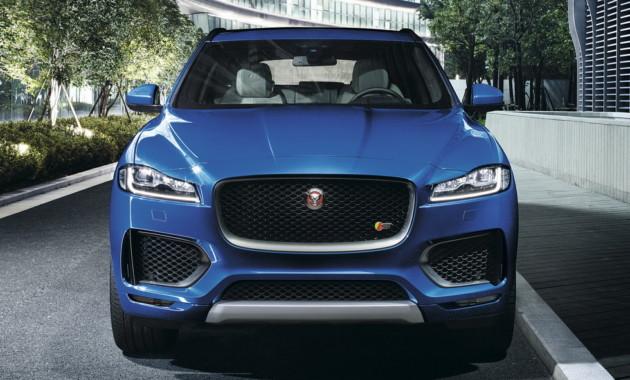 Jaguar представит «хардкорную» новинку 1