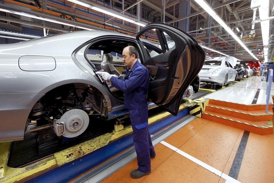 Mercedes-Benz бьет рекорды продаж 2