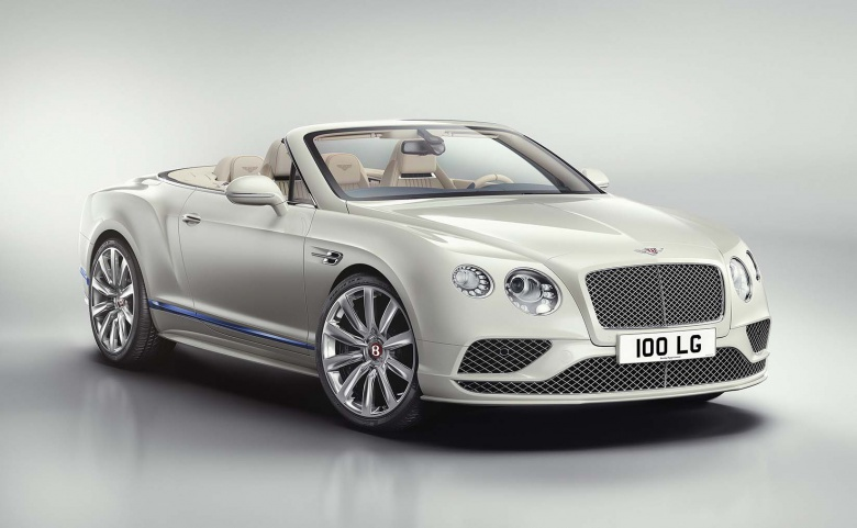 Компания Bentley построила «яхтомобиль» 1