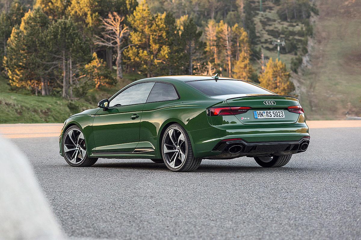 «Автомобиль без души»: тест-драйв Audi RS 5 5