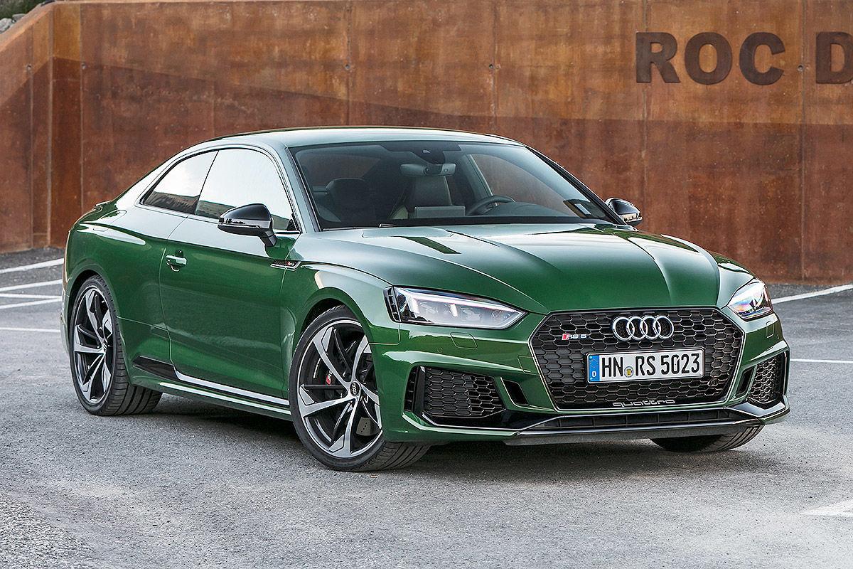 «Автомобиль без души»: тест-драйв Audi RS 5 4