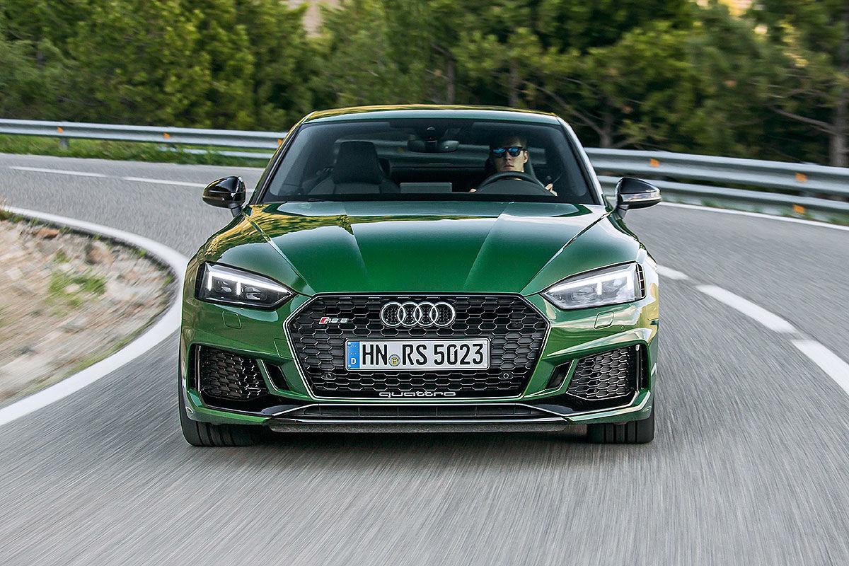 «Автомобиль без души»: тест-драйв Audi RS 5 1