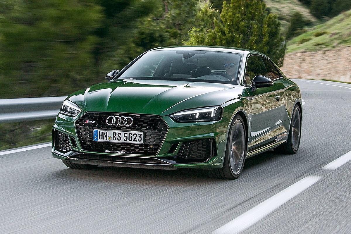«Автомобиль без души»: тест-драйв Audi RS 5 2