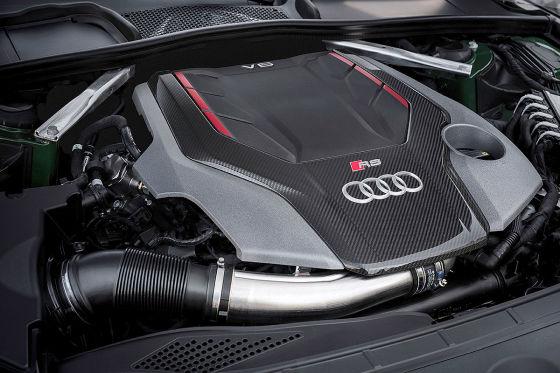 «Автомобиль без души»: тест-драйв Audi RS 5 3