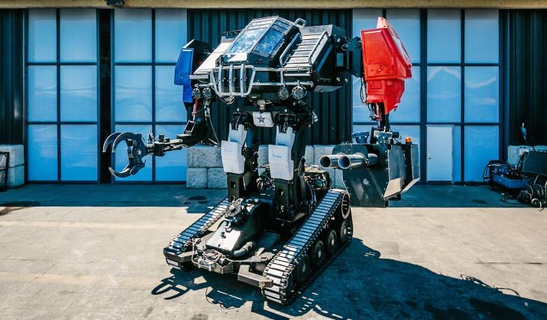 США представили своего участника «битвы роботов» 1