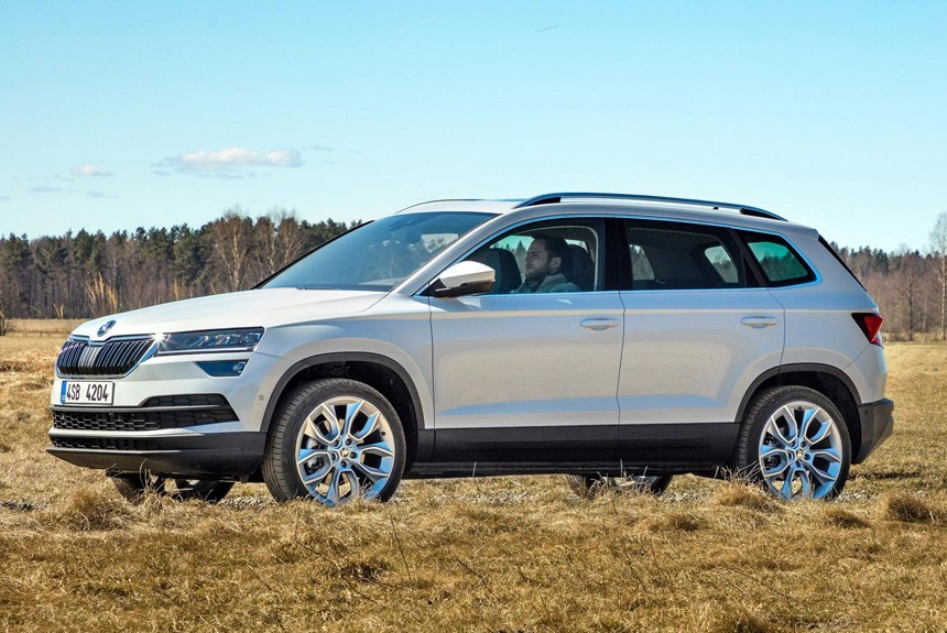 Skoda разработает кроссовер для Volkswagen 2