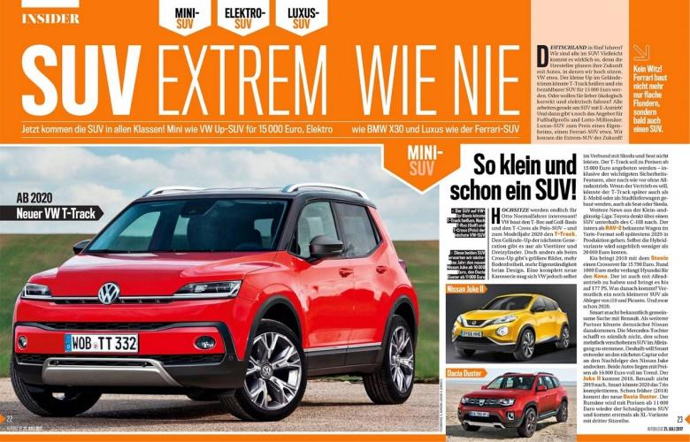 Volkswagen планирует возродить забытый концепт 2