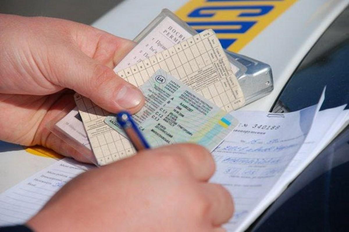 Украинцам пора менять водительские права 1