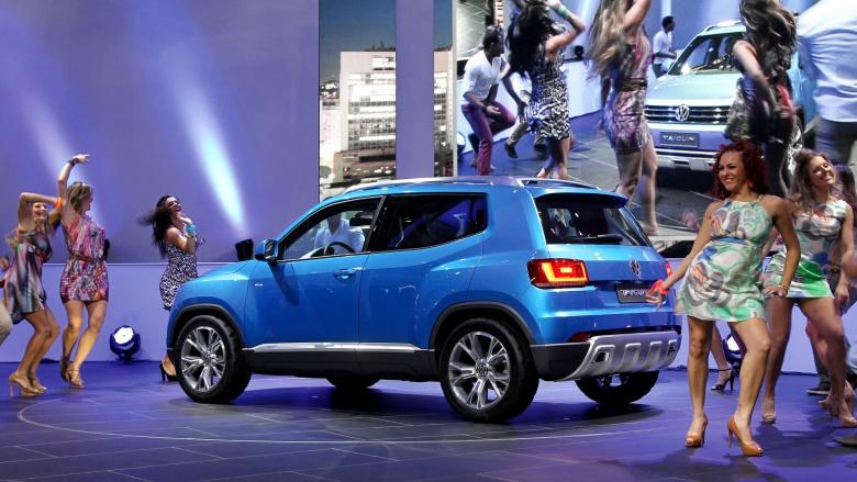 Volkswagen планирует возродить забытый концепт 1