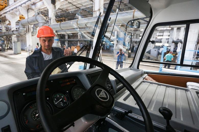 В «ДНР» начали производить «самопровозглашенные» автобусы 2