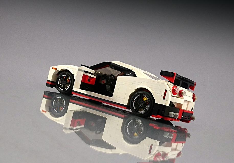 Очередное творение из конструктора Lego 2
