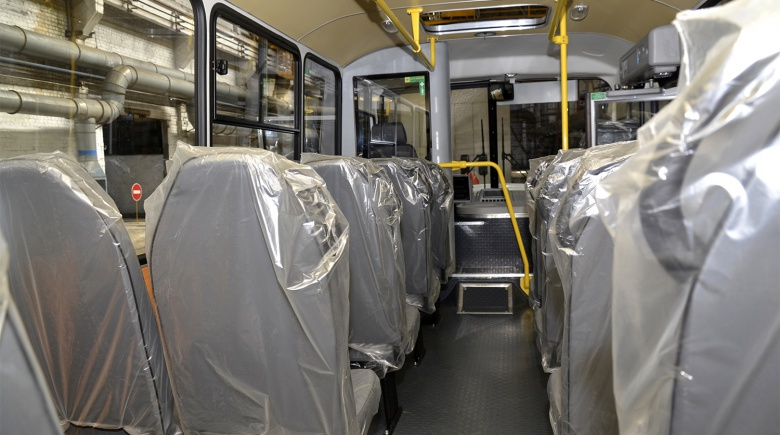 В «ДНР» начали производить «самопровозглашенные» автобусы 3