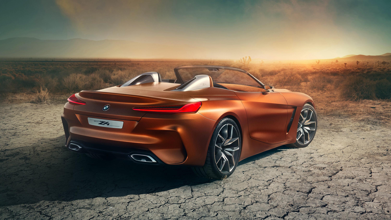 Новый BMW Z4 представлен официально 2