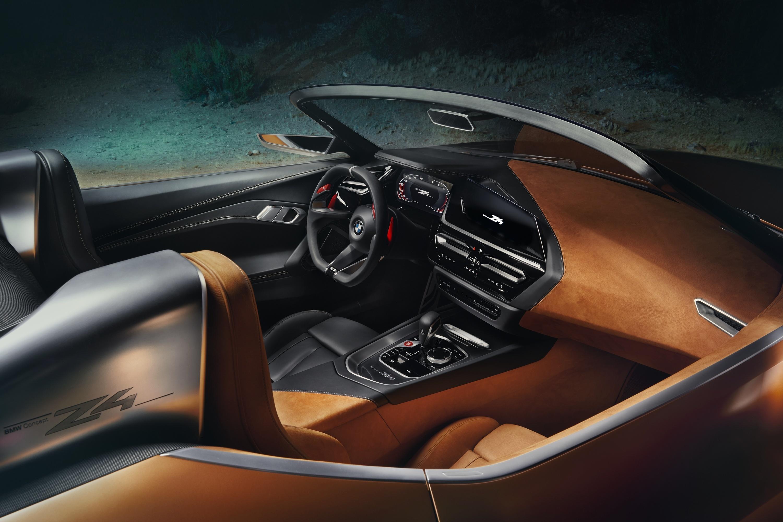 Новый BMW Z4 представлен официально 4
