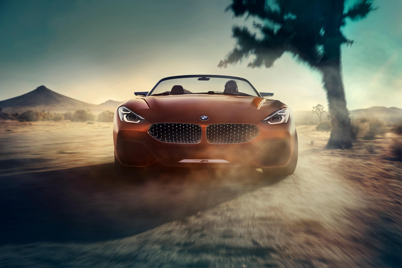 Новый BMW Z4 представлен официально 5