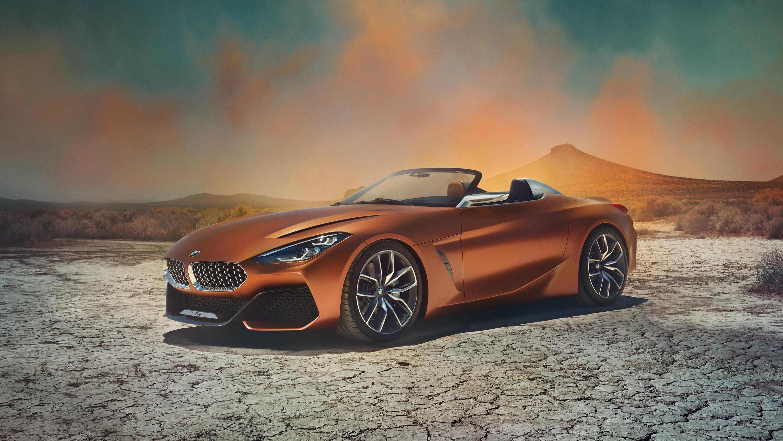 Новый BMW Z4 представлен официально 1