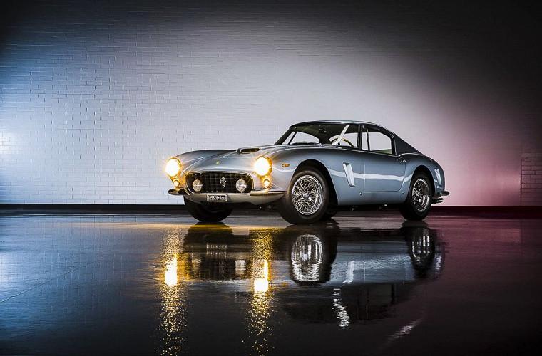 В США продали коллекцию Ferrari за 16 миллионов долларов 1
