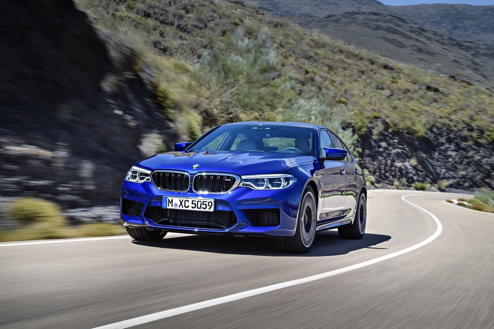 5 главных фактов о новой BMW M5 1