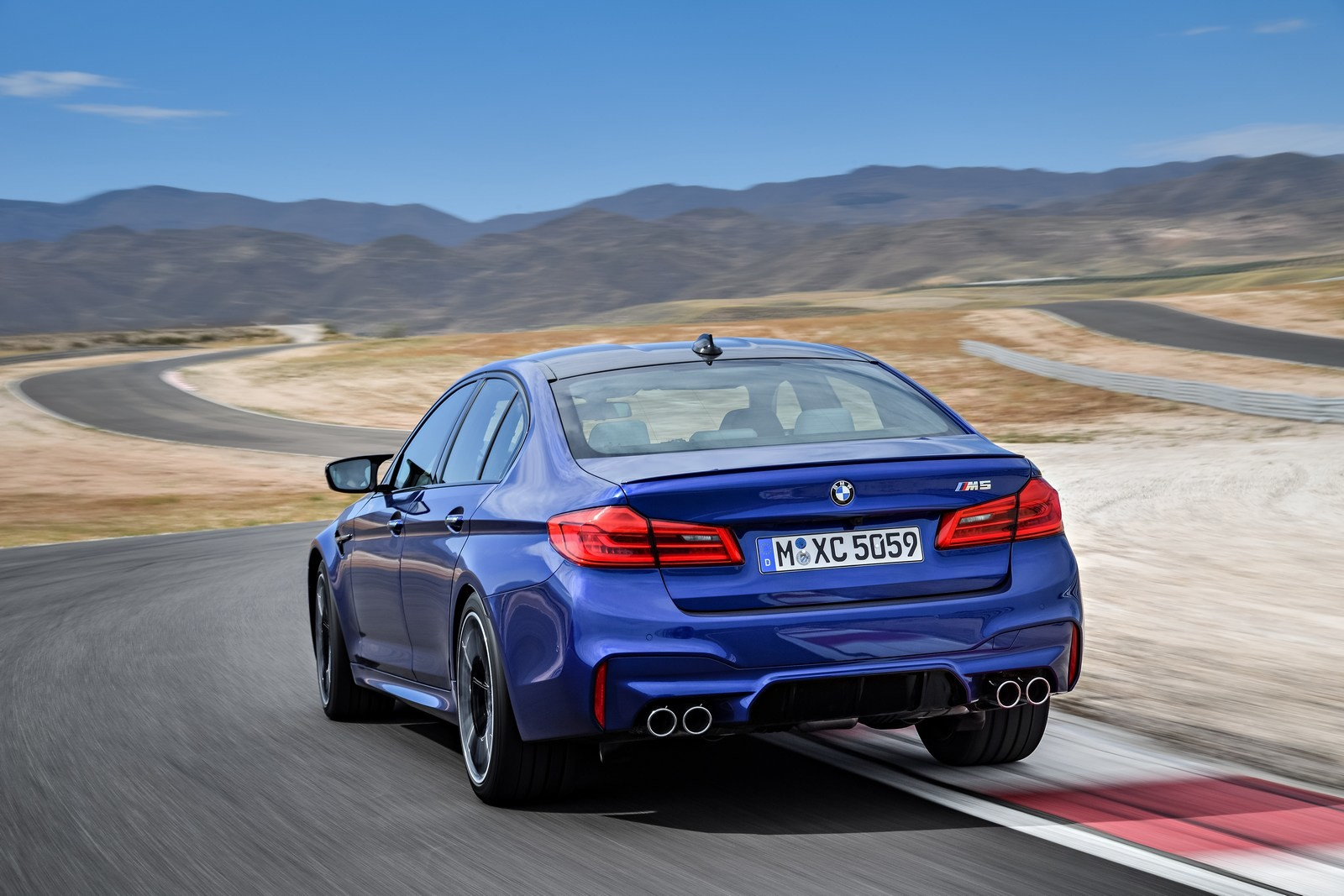 5 главных фактов о новой BMW M5 3