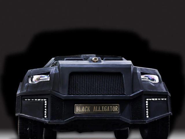 Латвийцы построили автомобиль для нового врага Джеймс Бонда 1