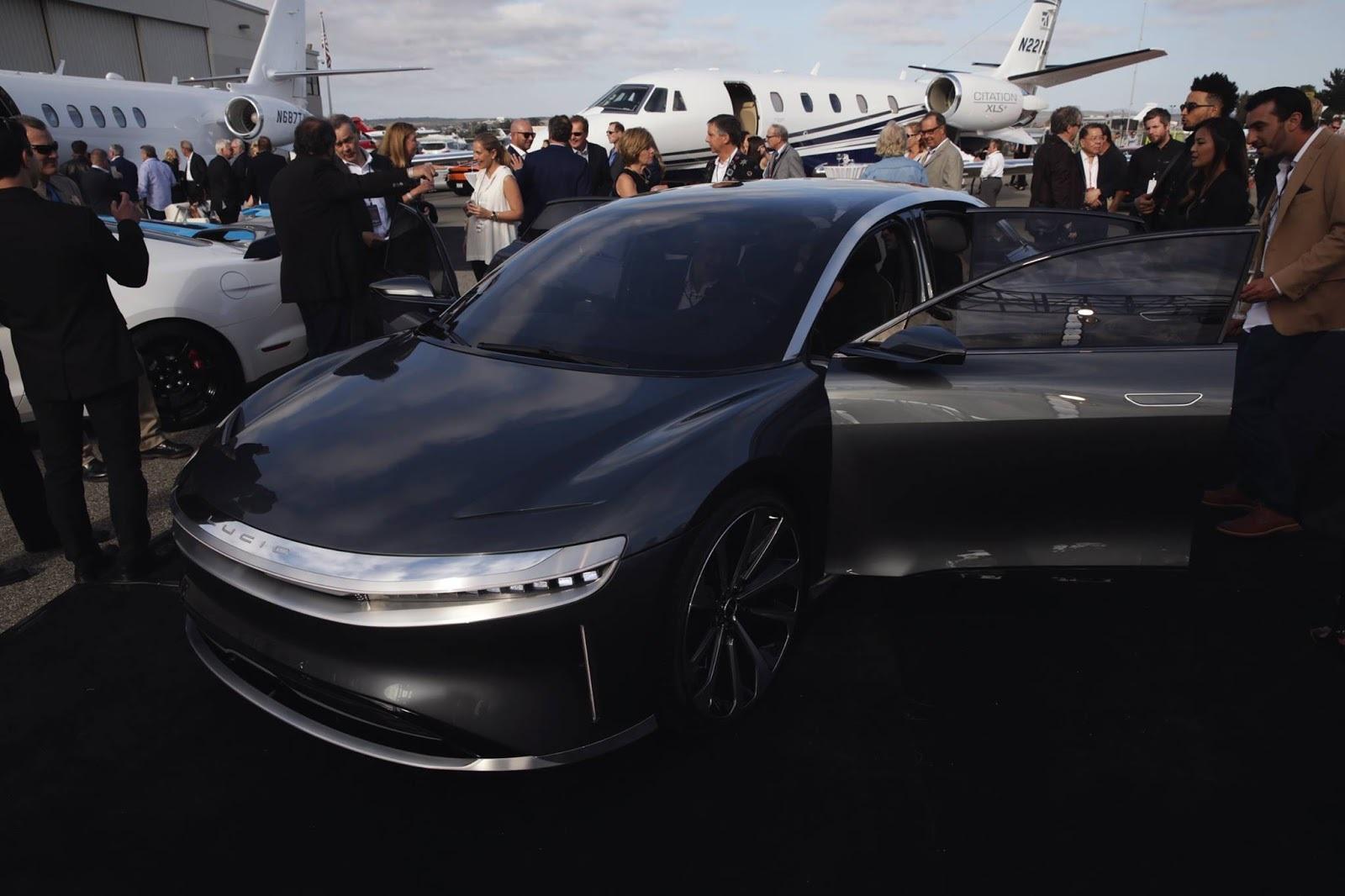 Американский 1000-сильный «конкурент» Tesla обновился 1