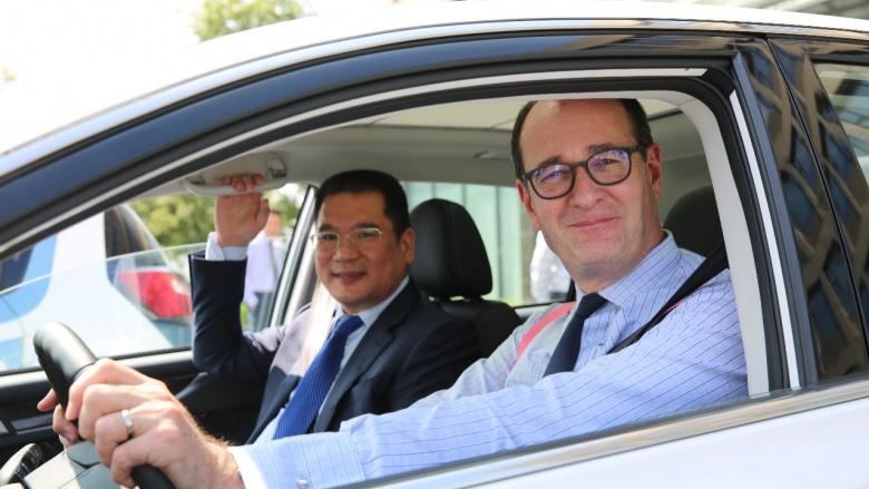 «И они туда же»: Ford создаст альянс с китайцами 1
