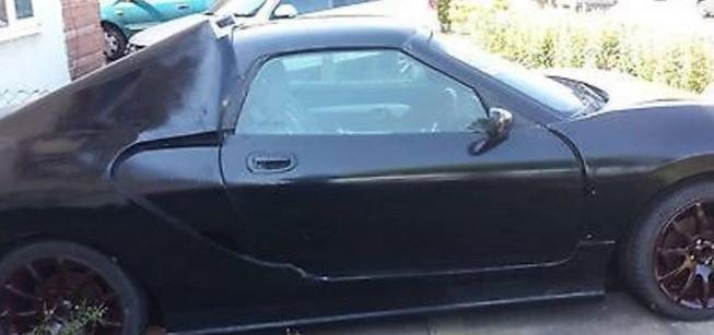 Неудачную подержанную подделку Bugatti продают за огромные деньги 1