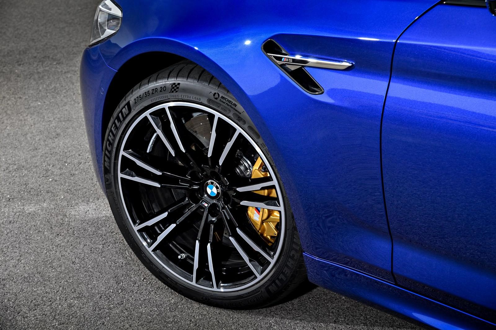 5 главных фактов о новой BMW M5 5