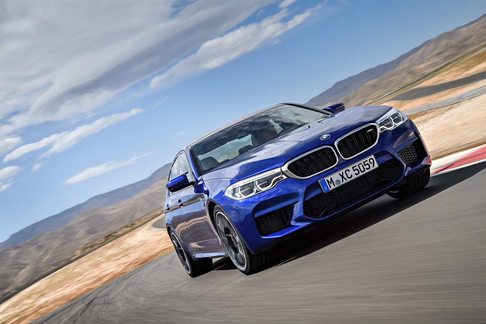5 главных фактов о новой BMW M5 4