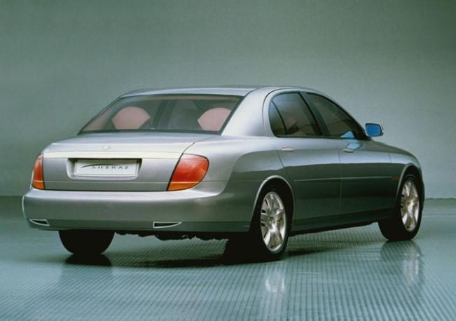 «Забытый» роскошный седан от марки, придумавшей Daewoo Nexia 5