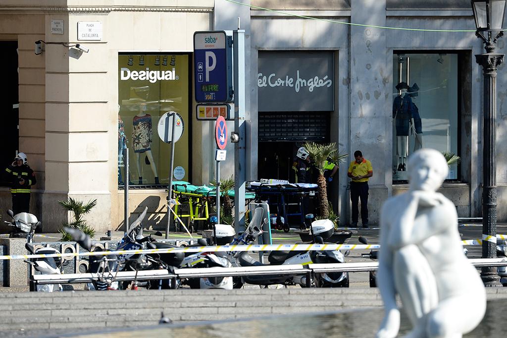 Террористы снова использовали автомобиль как оружие массового поражения 1