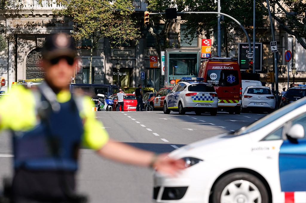 Террористы снова использовали автомобиль как оружие массового поражения 2