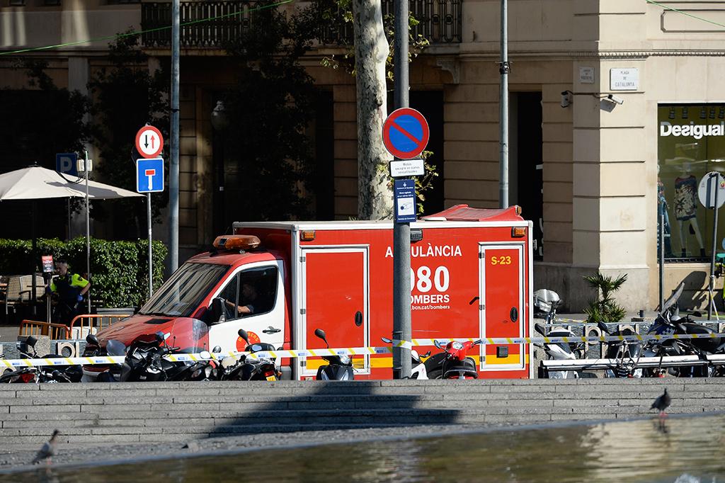 Террористы снова использовали автомобиль как оружие массового поражения 3