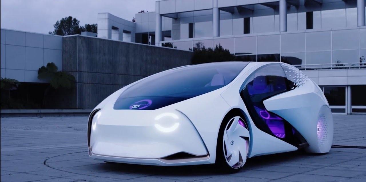 Когда «придут» беспилотные автомобили Toyota 1