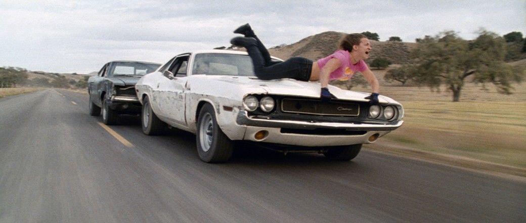 Авто из «худшего фильма» Квентина Тарантино пустят с молотка 1