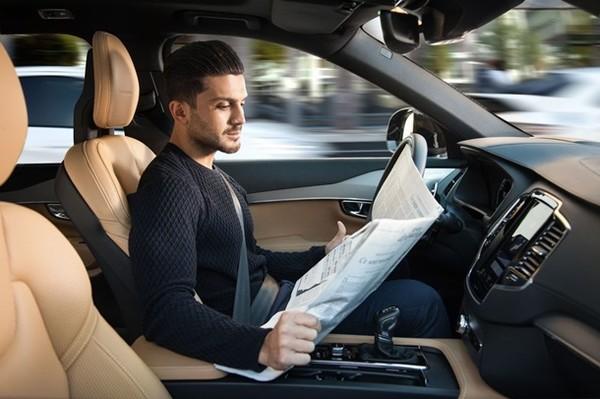 Сколько автомобилистов хотят ездить на беспилотной машине? 1