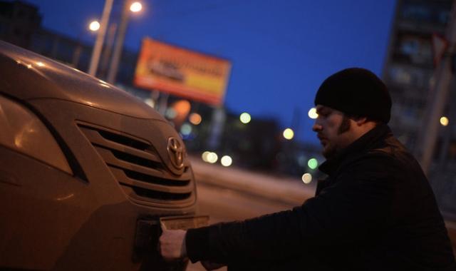 Как спасти автомобильные номера от кражи 2