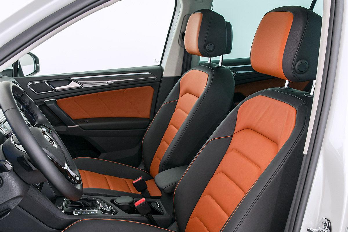 «Мальчик растет»: тест-драйв нового VW Tiguan Allspace 2