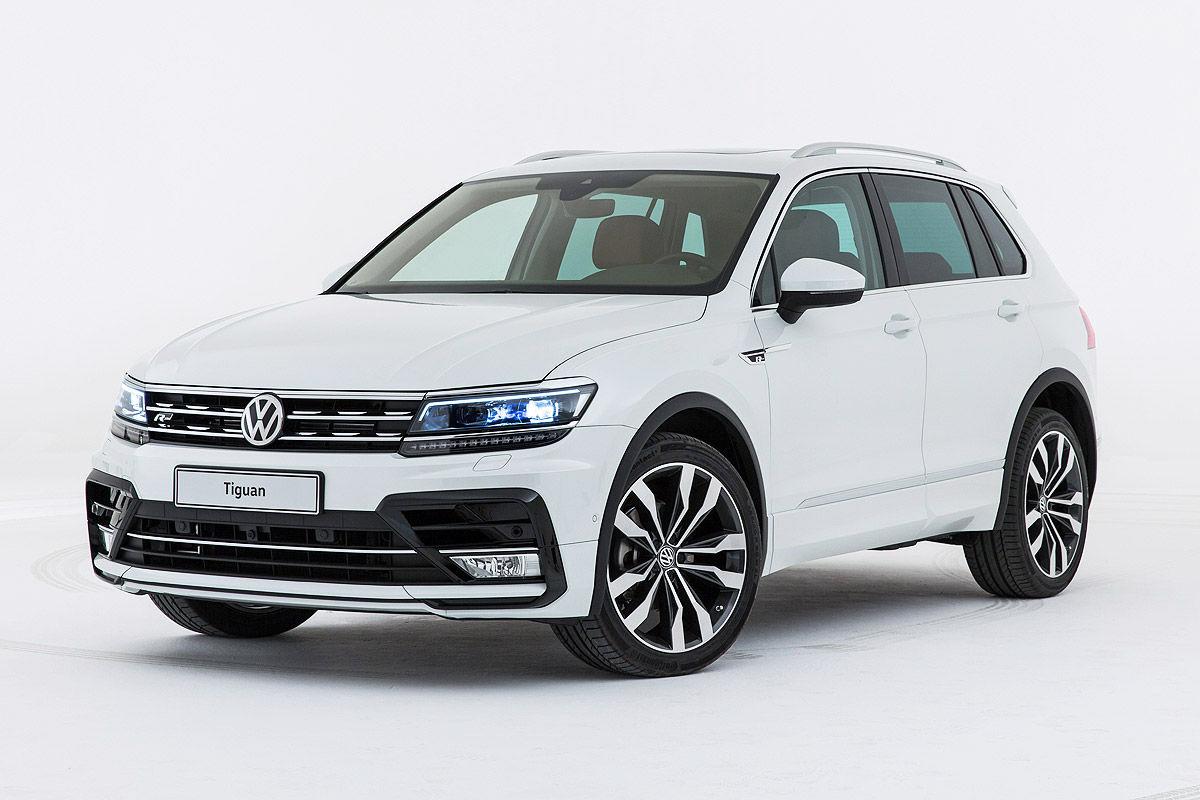 «Мальчик растет»: тест-драйв нового VW Tiguan Allspace 1