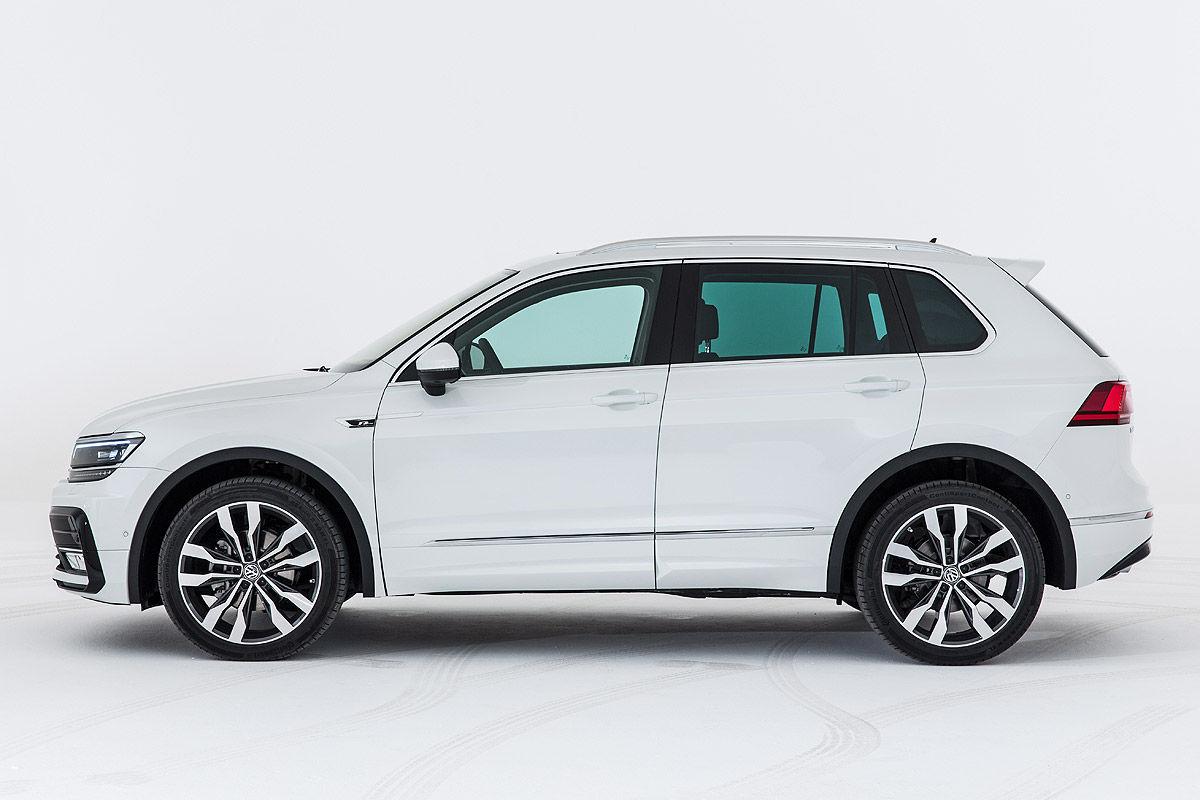 «Мальчик растет»: тест-драйв нового VW Tiguan Allspace 3