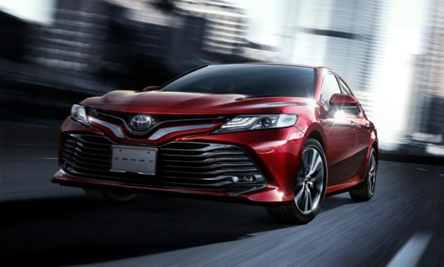 Новая Toyota Camry: спрос превысил ожидания 1