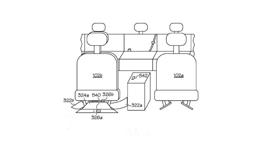 Компания Toyota придумала способ борьбы с «черными дырами» в салоне машины 1