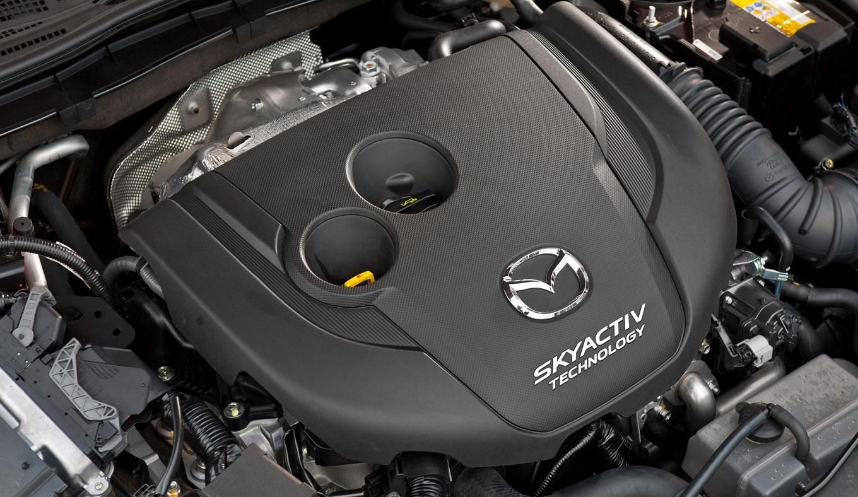 Новые моторы Mazda будут воспламенять бензин сжатием 1