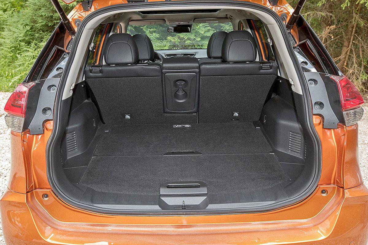 «Король бездорожья»: тест-драйв «посвежевшего» Nissan X-Trail 1
