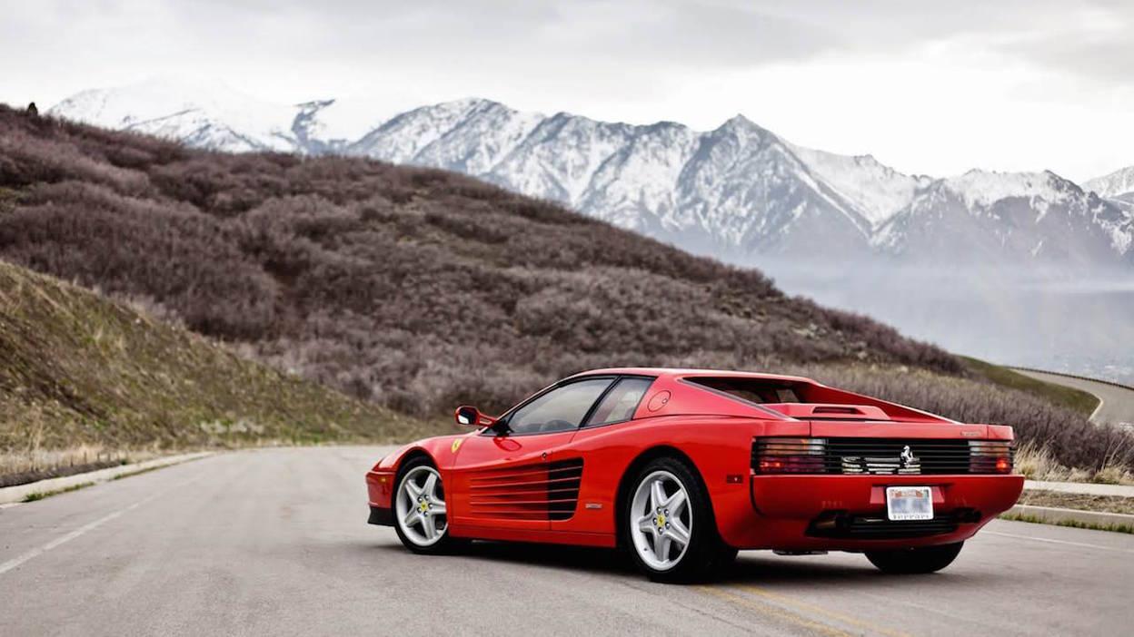 Производитель бритв «отобрал» у Ferrari имя одного из брендов 1